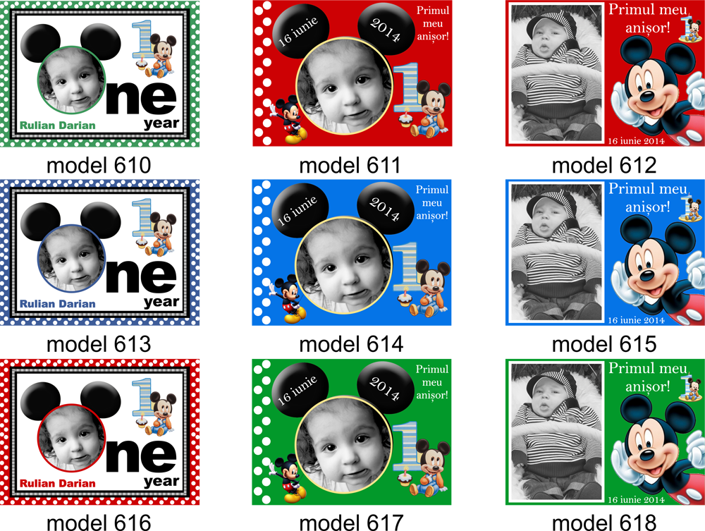 magneti-copii-disney