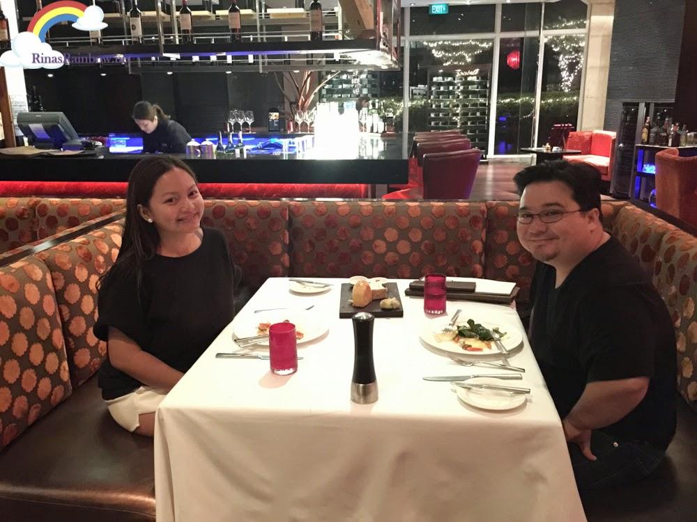 CRu steakhouse date