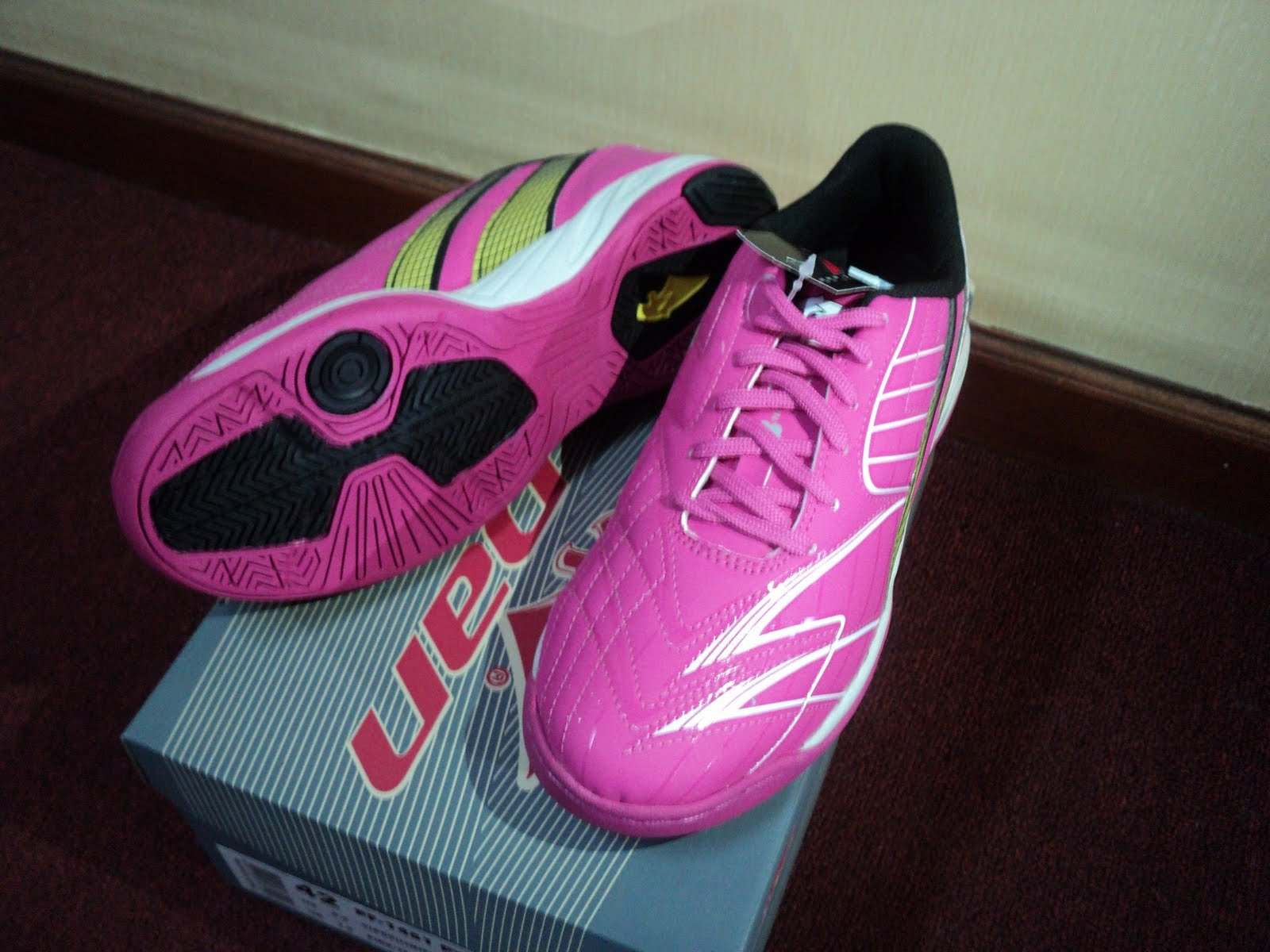 Pan Shoes Futsal