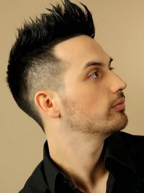 Latest Hairstyles New Haircuts For Men 2014