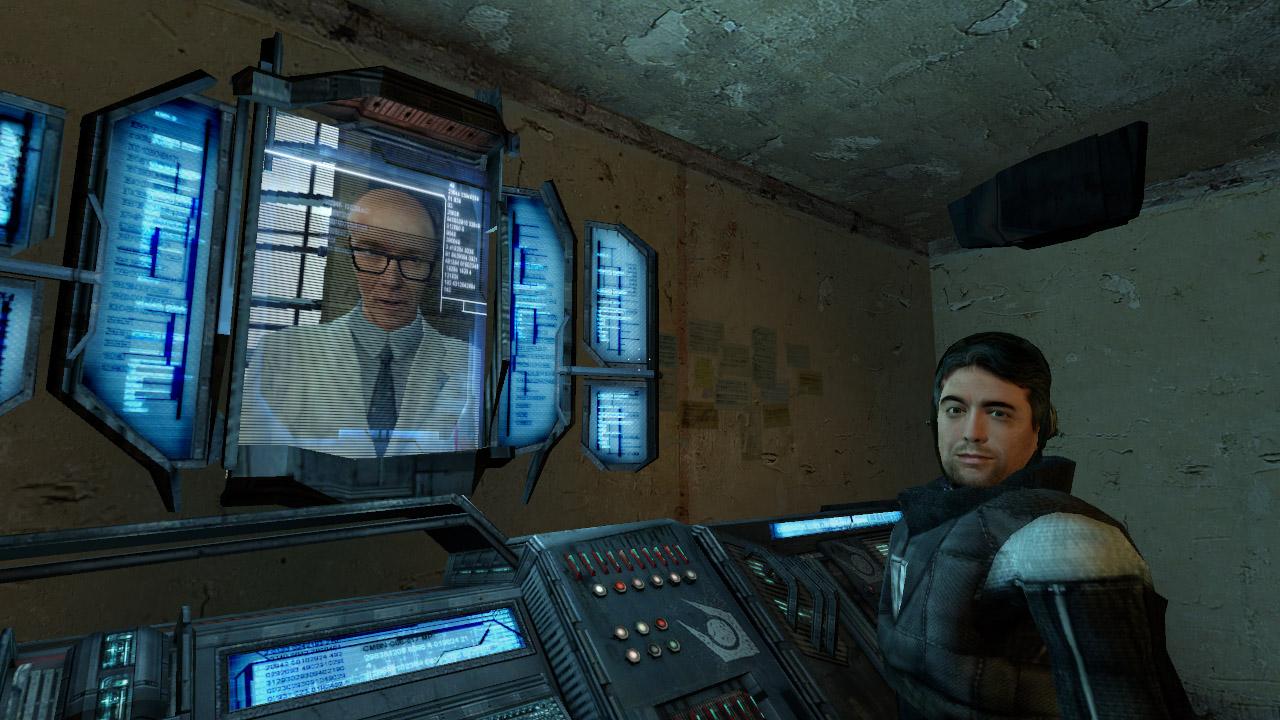 valve funny game gift WE DON/'T GO TO RAVENHOLM Mens Half-Life Gaming T-Shirt