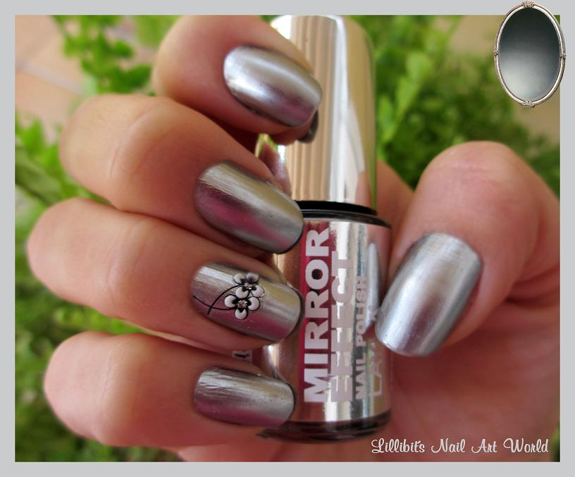 Lillibit´s Nail Art World: ¡Tengo un Layla mirror effect! Y esmaltes ...