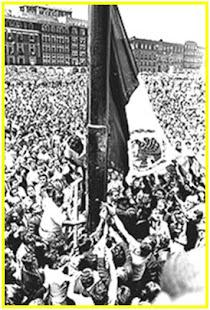 La Matanza De Tlatelolco 1968