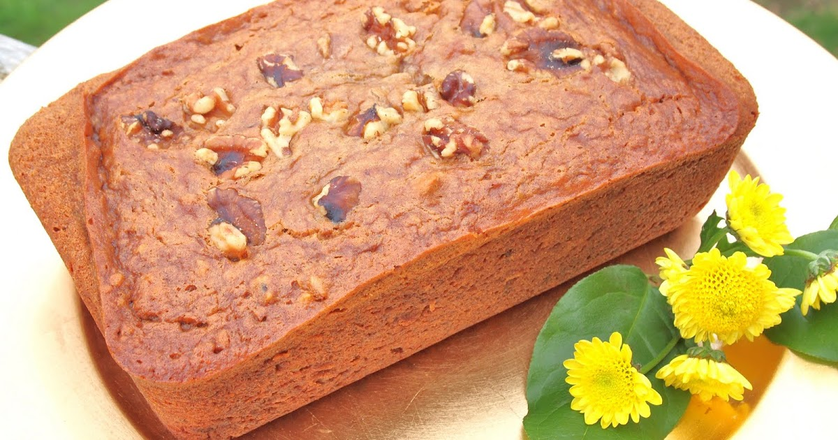 Easy Banana Bread Recipe With Cake Mix And Pudding