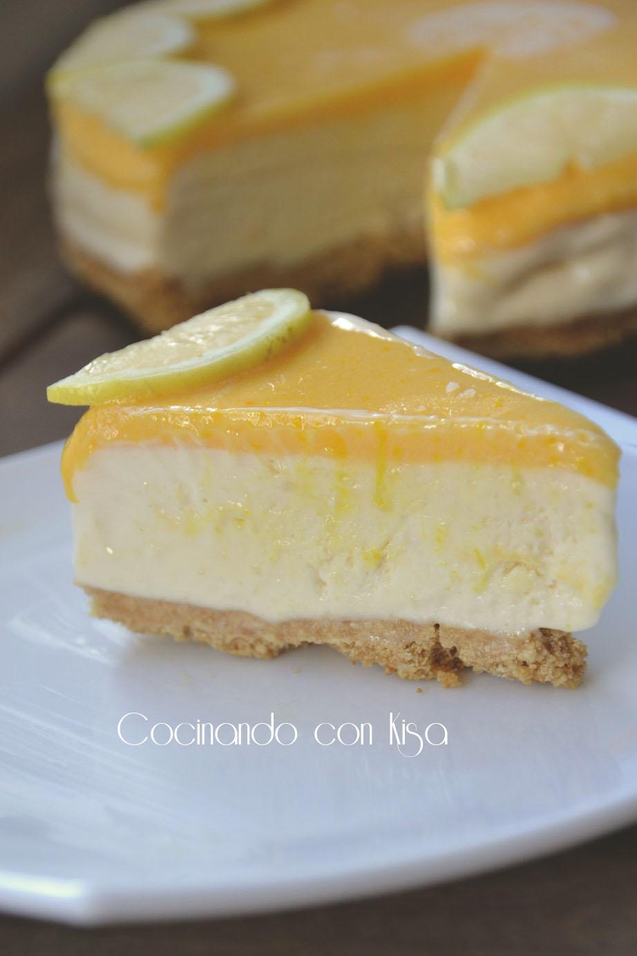 Cocinando con kisa tarta helada de lim n thermomix for Cocinando con kisa