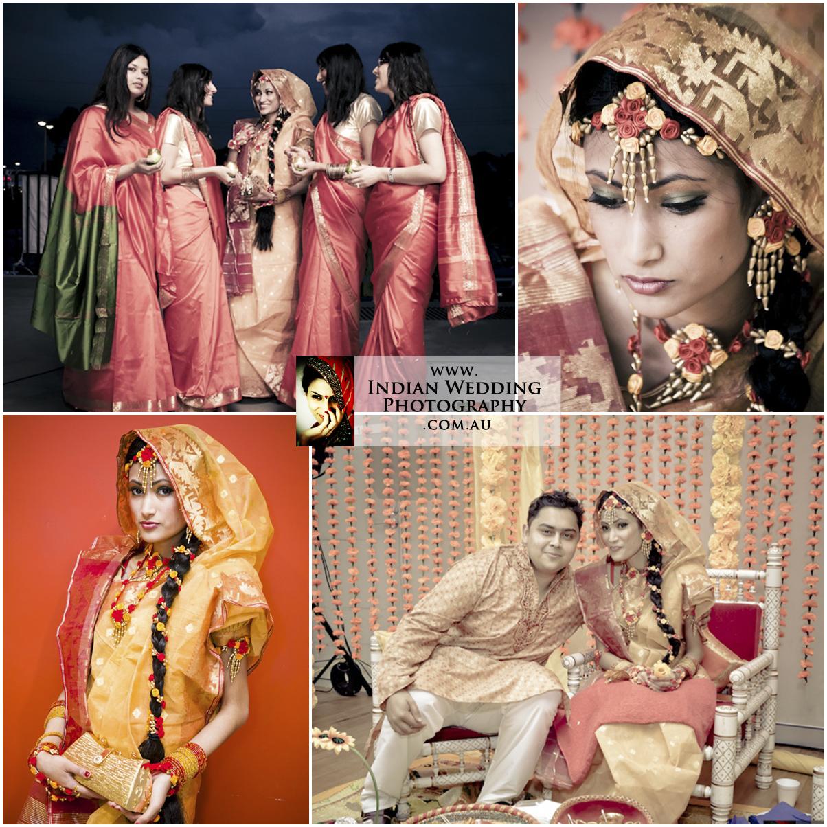 Indian Muslim Wedding Dress Viewing Gallery