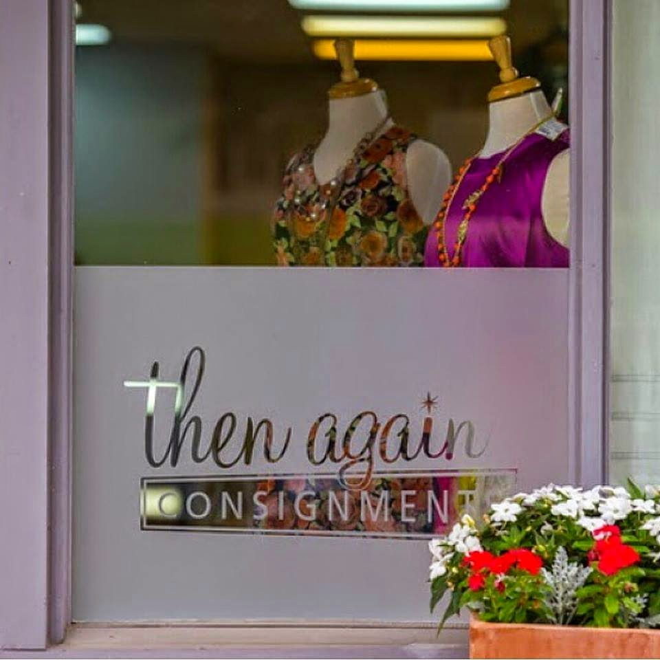 Shop Then Again Consignments