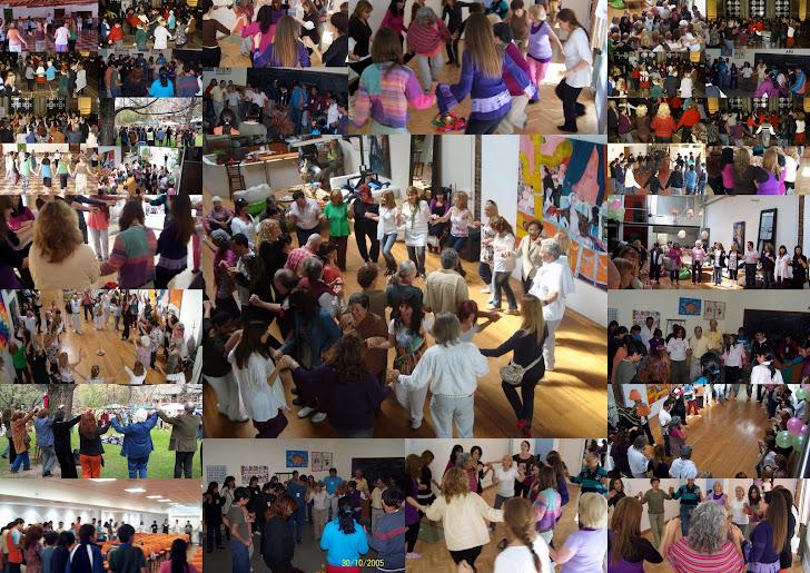 Siempre es una buena oportunidad para sumarte a las Danzas Circulares!!!