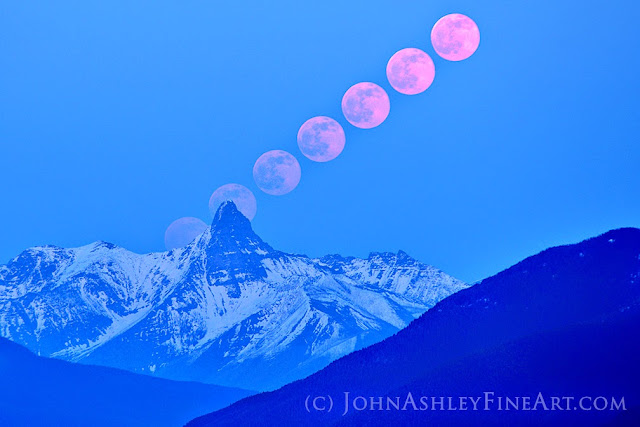 May full moon (c) John Ashley