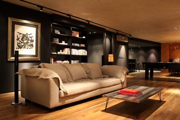 Passion For Luxury Bachelor Apartment In Sao Paolo