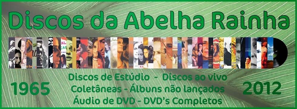 Discografia completa de Maria Bethânia