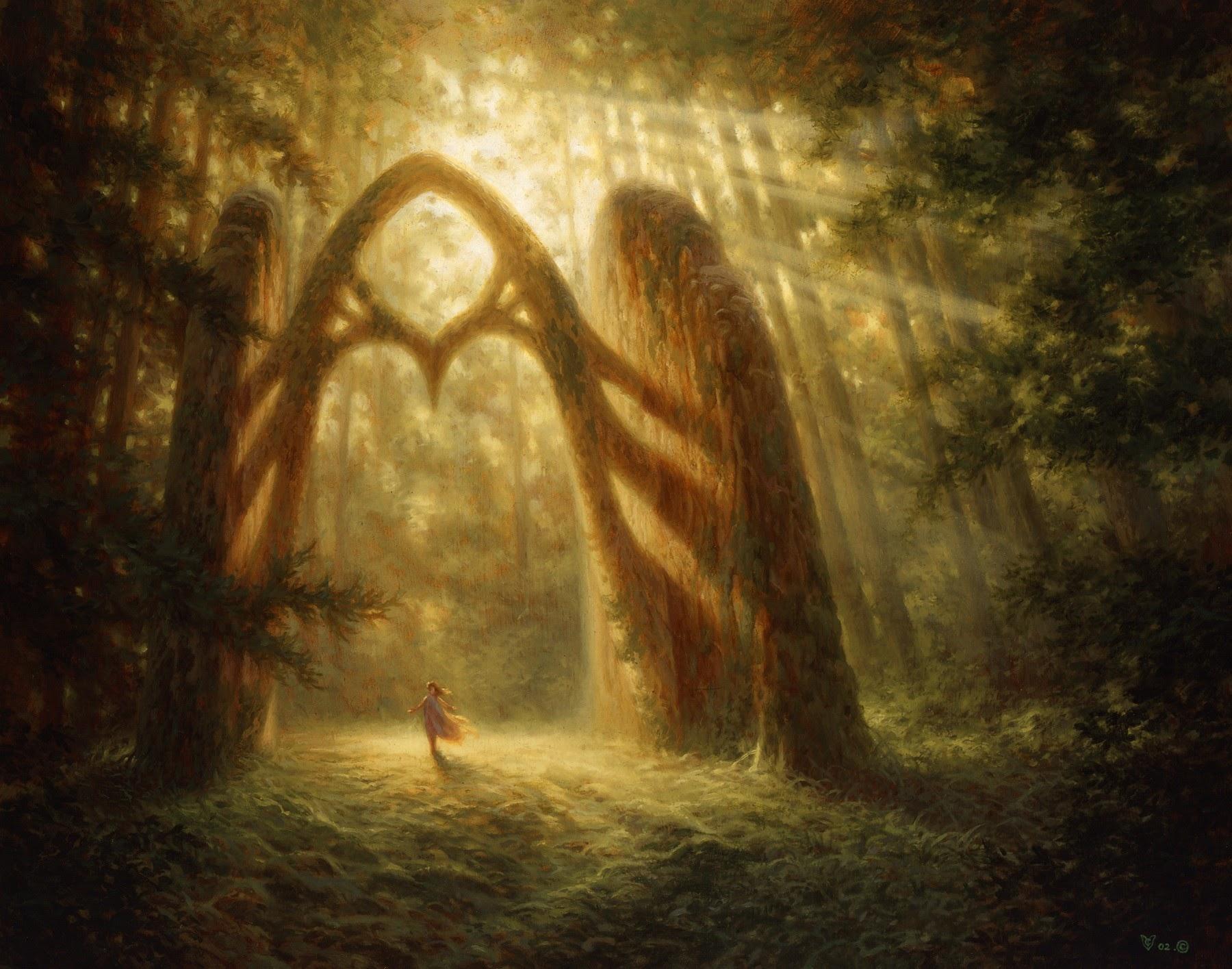 Christophe Vacher The Gate