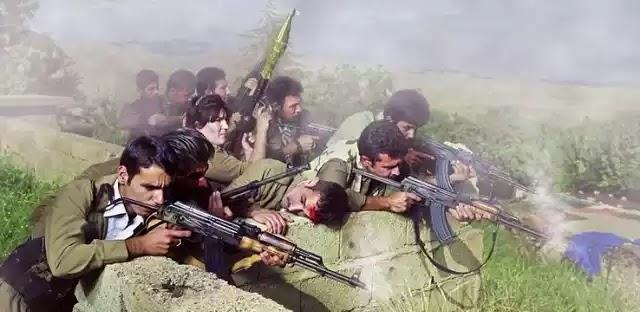 Σφαγή Τούρκων: 46 νεκροί στρατιώτες στις συγκρούσεις με τους Κούρδους (βίντεο)