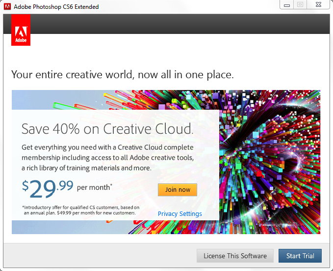 adobe photoshop cs6 mac crack only