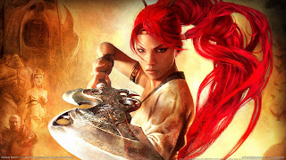 Heavenly Sword new wallpapers, quality game wallpapers, fighting Game HD Wallpapers