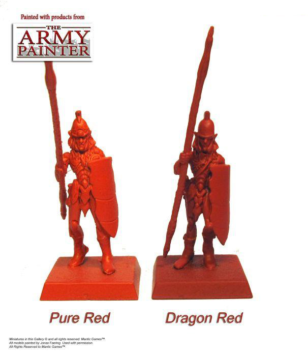 Tutorial Painting Red The Easy Way Tale Of Painters