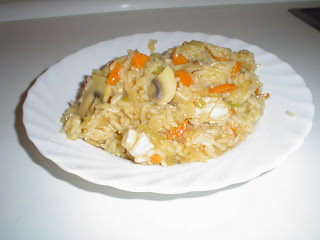 Ku Bak rice Recipe with 3 delights