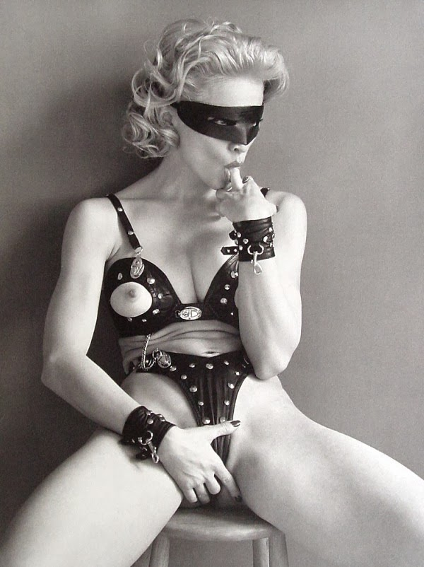 Madonna Sex by Steven Meisel pictures