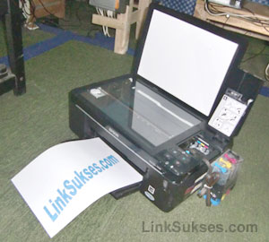 Epson Stylus TX121