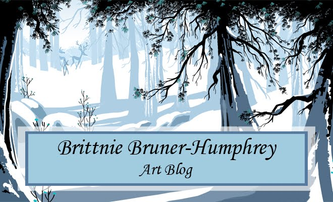 Brittnie Bruner-Humphrey Art Blog