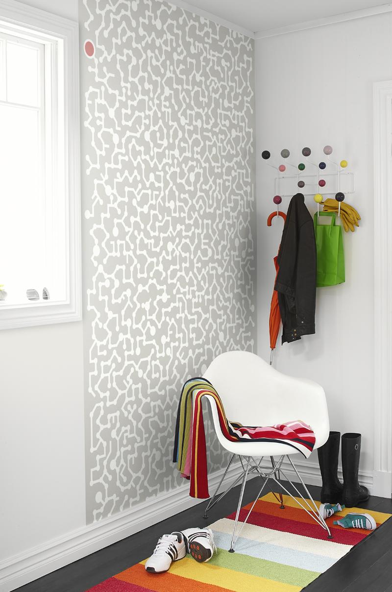 trendwelt au ergew hnliche tapeten. Black Bedroom Furniture Sets. Home Design Ideas