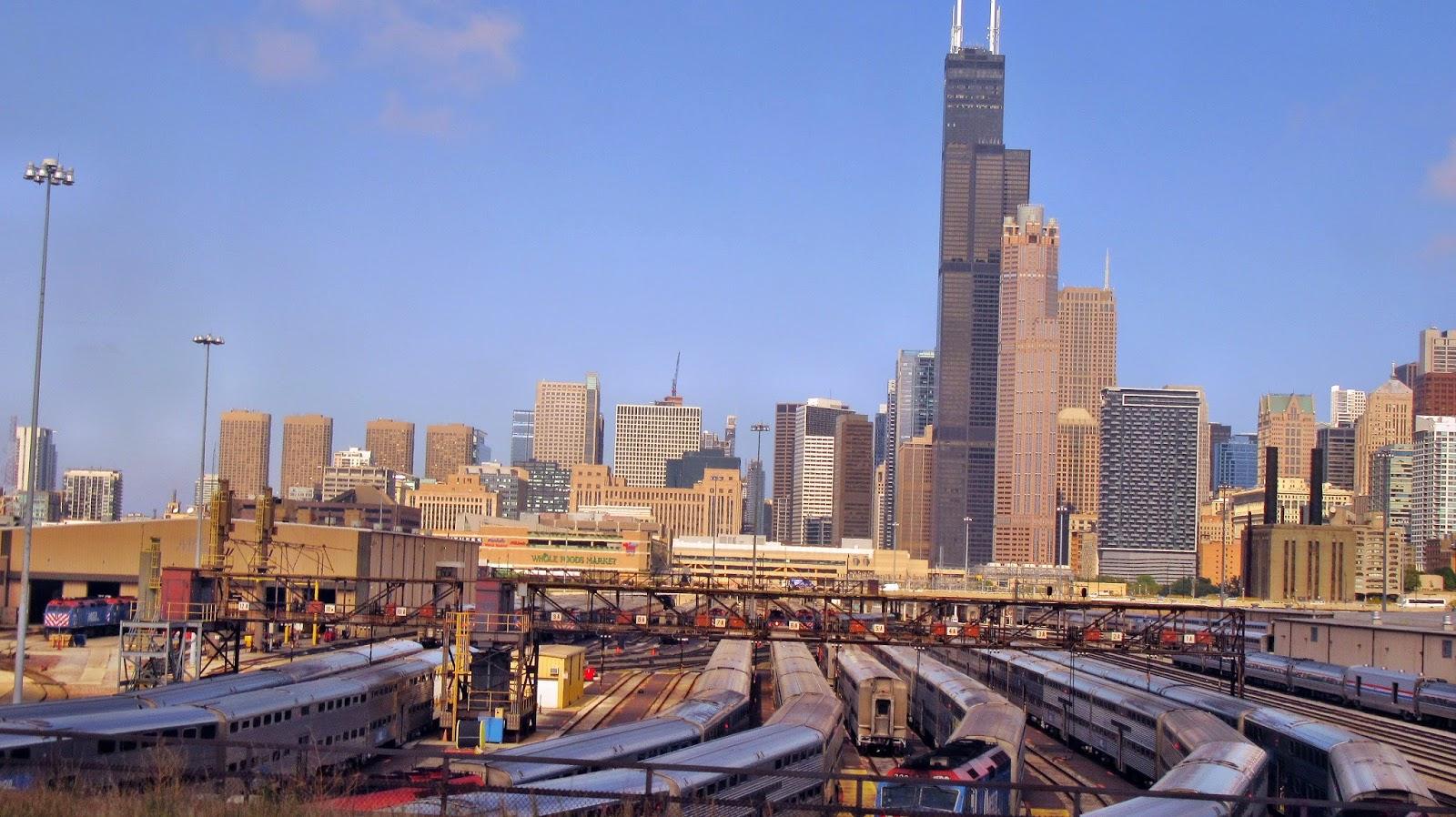 Chicago Hot Dog Union Station