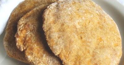 dont wanna be human: Whole Wheat Sweet Potato Flatbreads