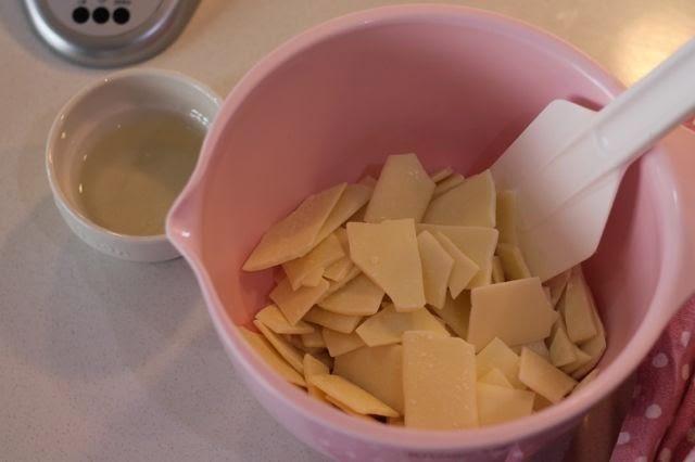 White Modelling Chocolate Recipe Glucose