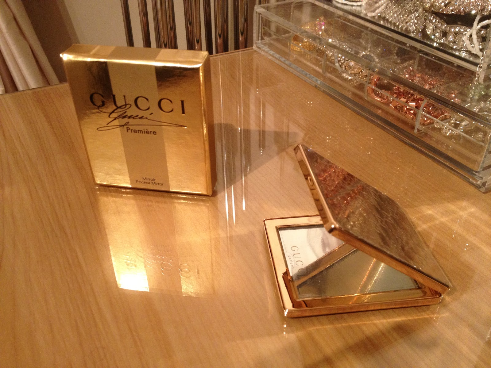 Gucci Gold Perfume New Perfume From Gucci