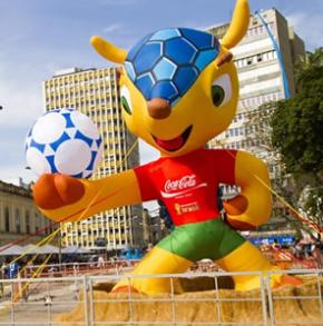 Mascota mundial Brasil 2014