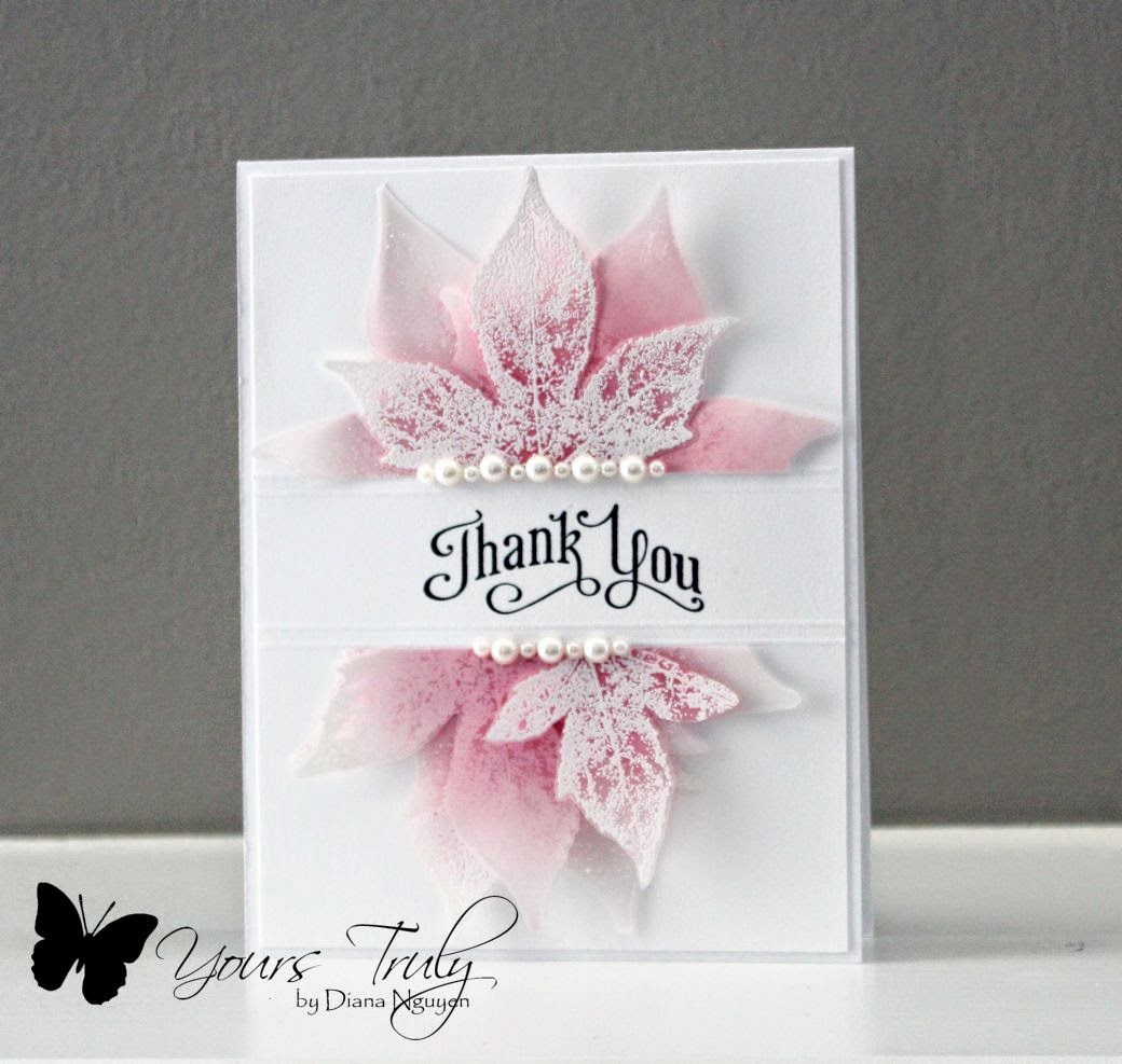 Diana Nguyen, thank you card