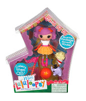 Peanut Big Top Lalaloopsy Mini Doll