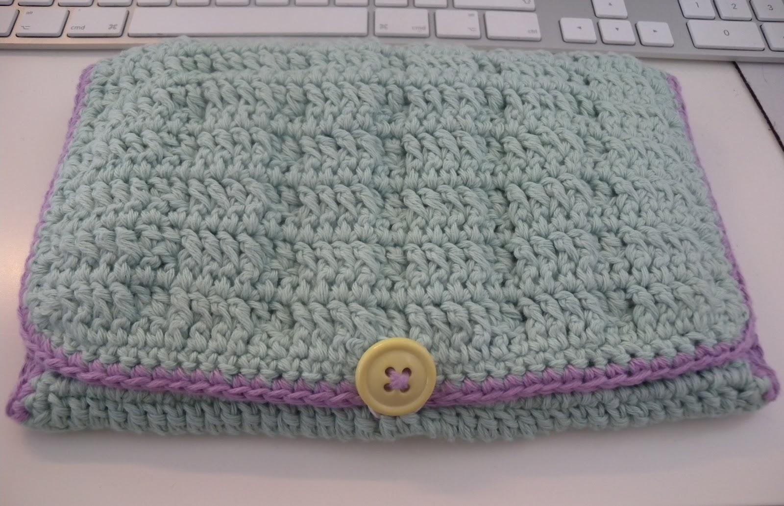 Snowflake, Cats&Coffee: Crochet hook case