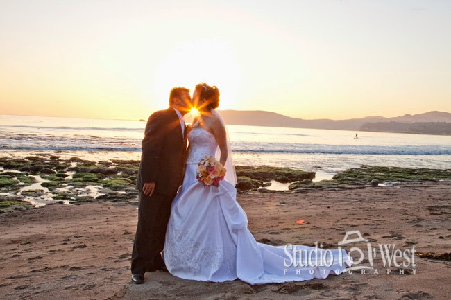 Dolphin Bay Resort - Pismo Beach Wedding Photographer - San Luis Obispo Wedding venues - Studio 101 West