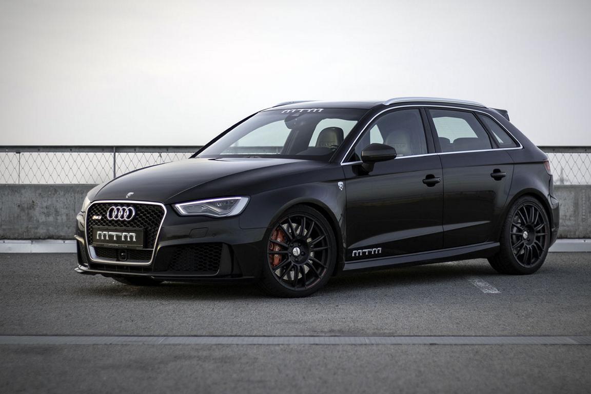 Essen Motor Show 2015 435 Ps Starker Audi Rs3 Von Mtm