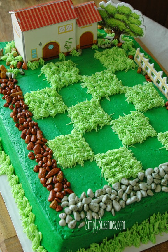 Plants Vs Zombies Edible Cake Image