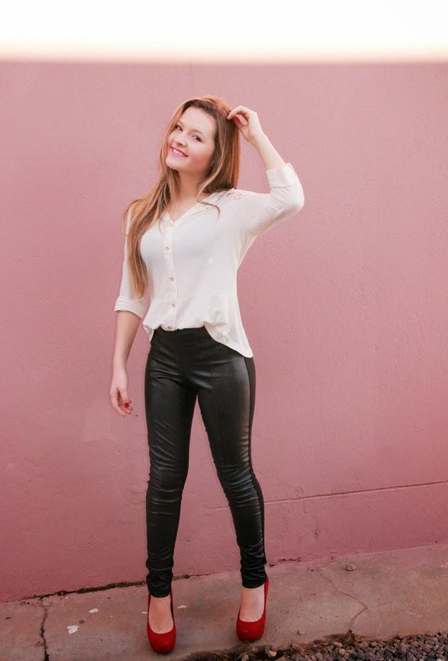 Ela tem um blog super interessante cheio de novidades e - Morgana diva futura ...