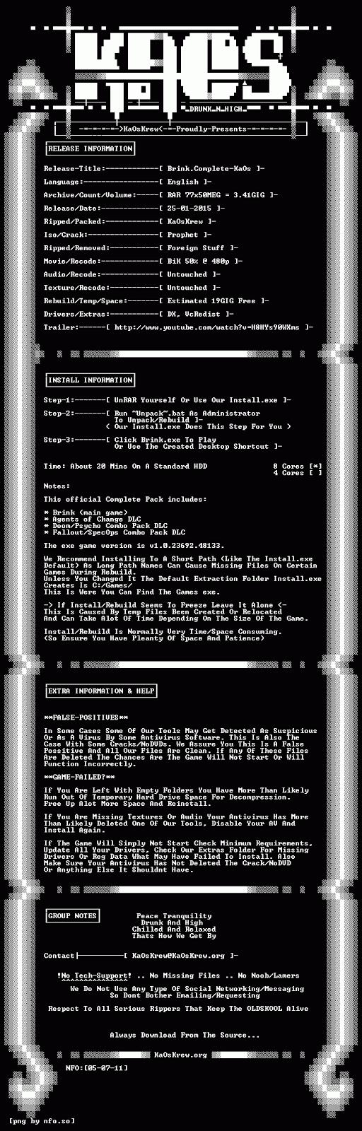 تحميل لعبة Brink.Complete-KaOs