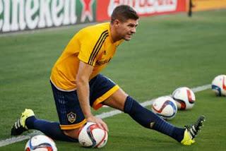 Steven Gerrard Kembali ke Liverpool