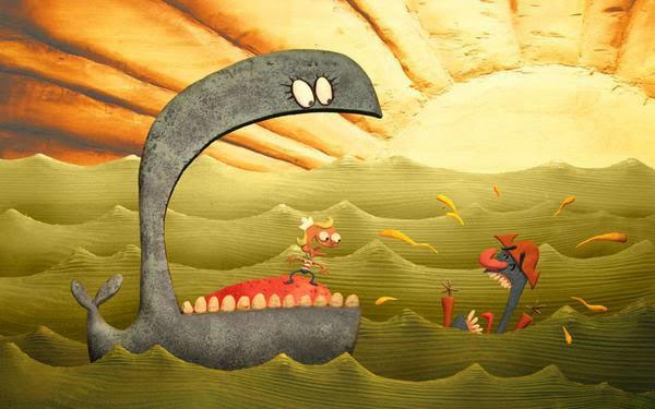 Wholas animation studio practice the marvelous misadventures of the marvelous misadventures of flapjack and captan knuckles thurop van orman voltagebd Images