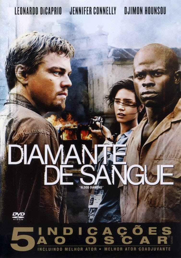 Diamante de Sangue – Dublado (2006)