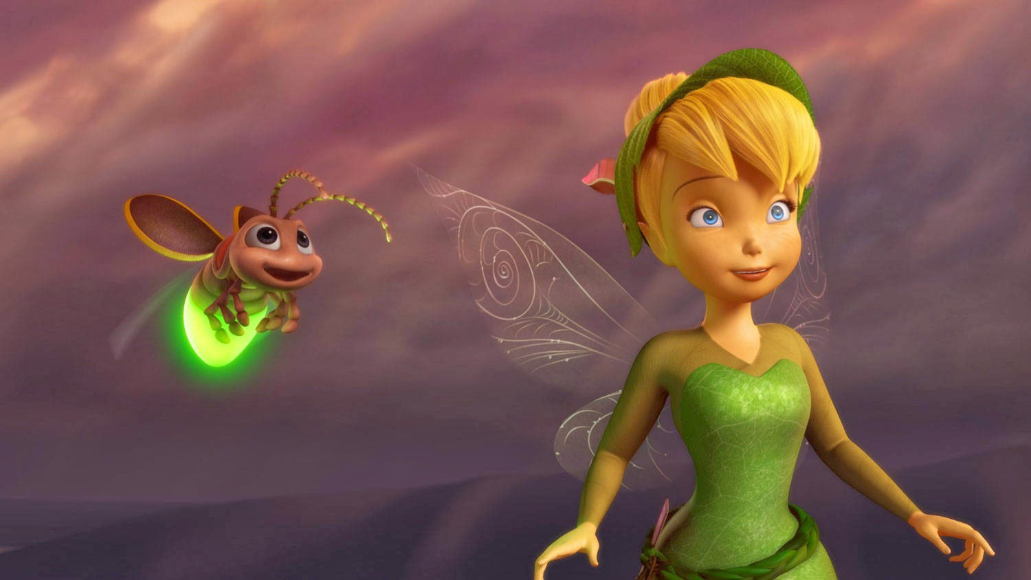 Tinkerbell-with-blaz-in-The-lost-treasure