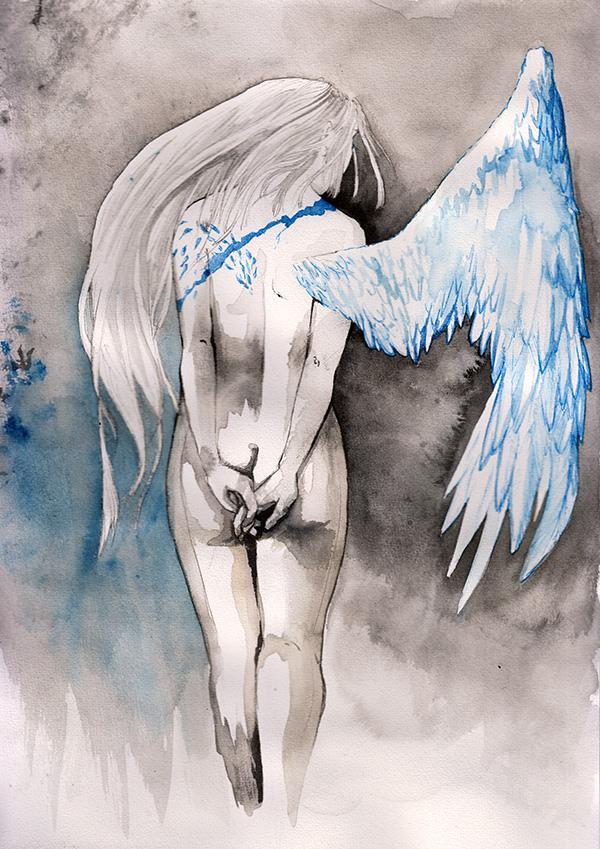 Sylvia Wishart, BLK, un ange brisé