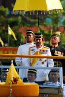 sultan Hassanal Bolkiah of Brunei