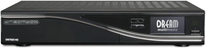 La nouvelle Dreambox 7020 HD, le successeur du modèle de réussite