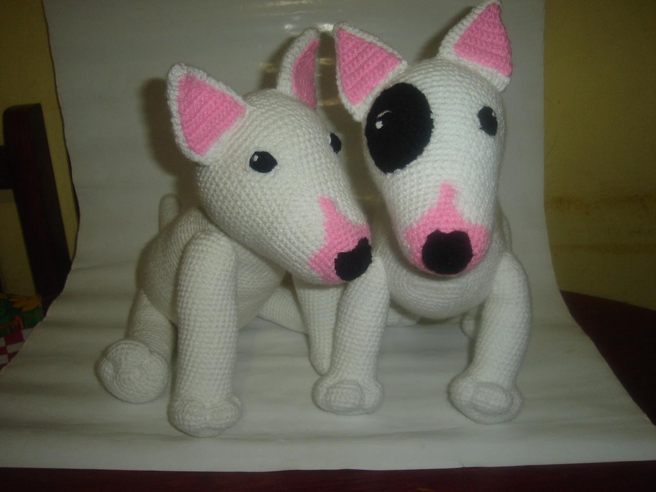 Fox Terrier Amigurumi Patron : JENNITA DE AMOR MUnEQUITOS: octubre 2011