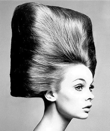 I M Looking Through You The Beehive Hairstyle