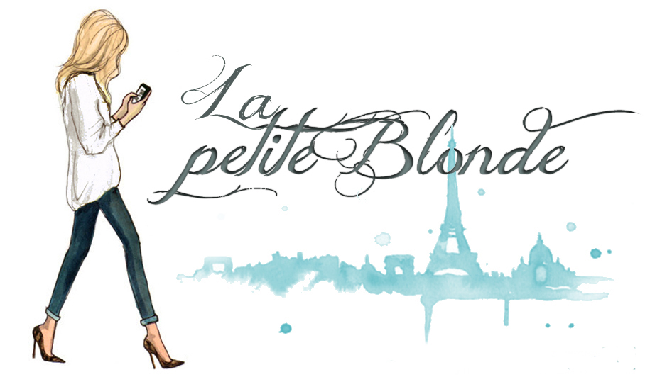 La petite blonde