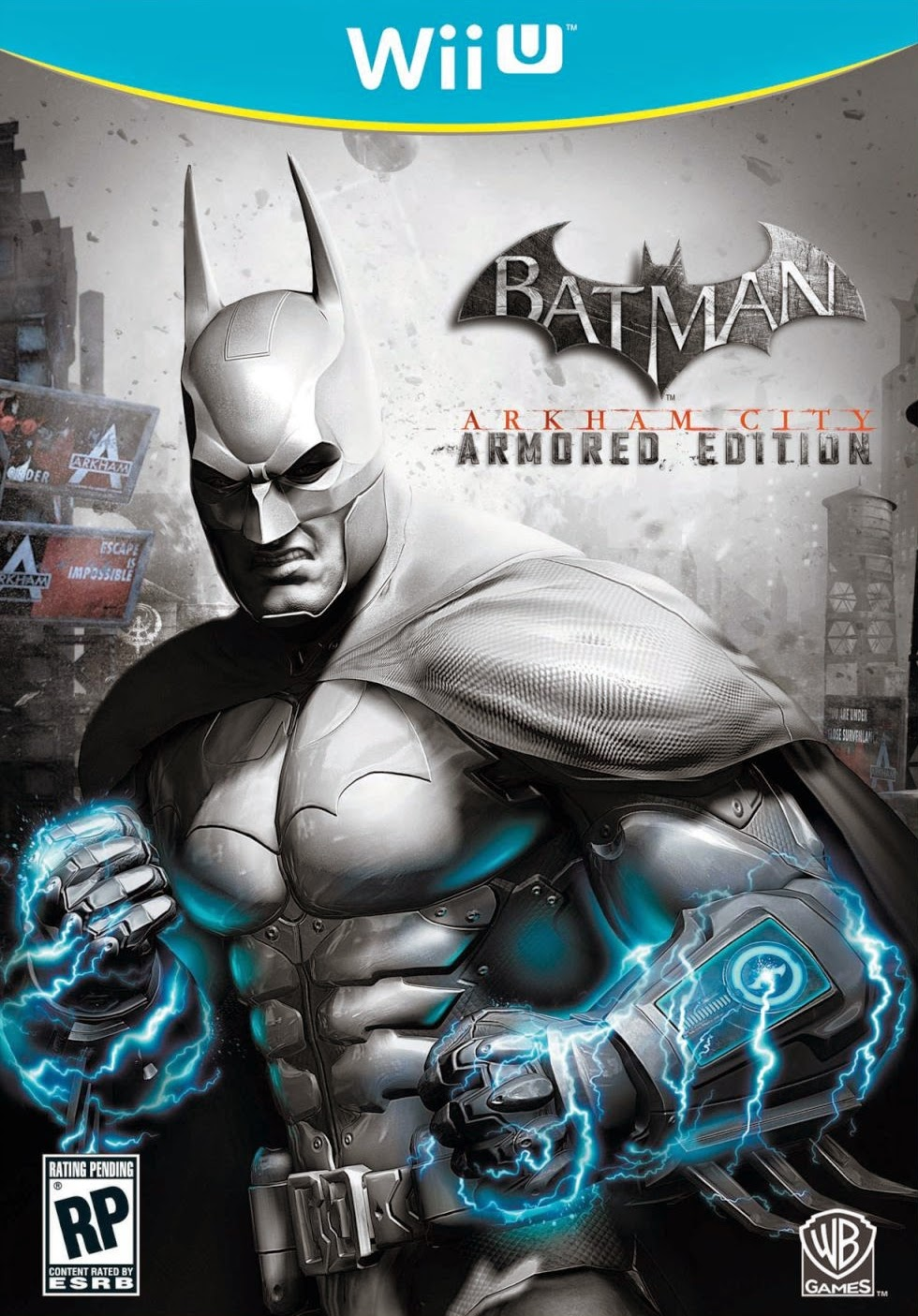 Cheat Games Batman: Arkham City - Armored Edition
