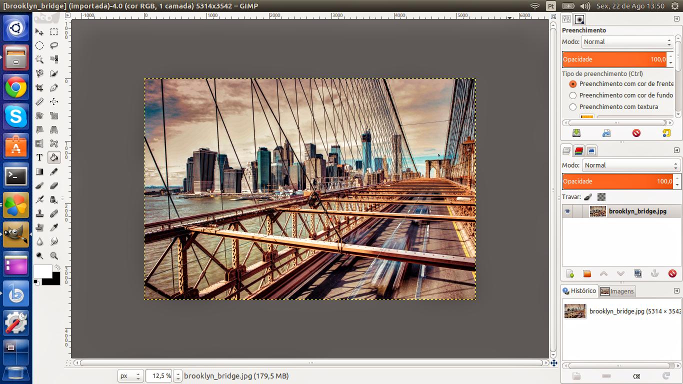 GIMP do Diolinux
